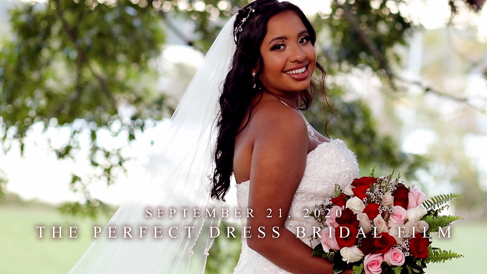 The Perfect Dress Bridal Film | Tennessee River Place | Epic Wedding Teaser