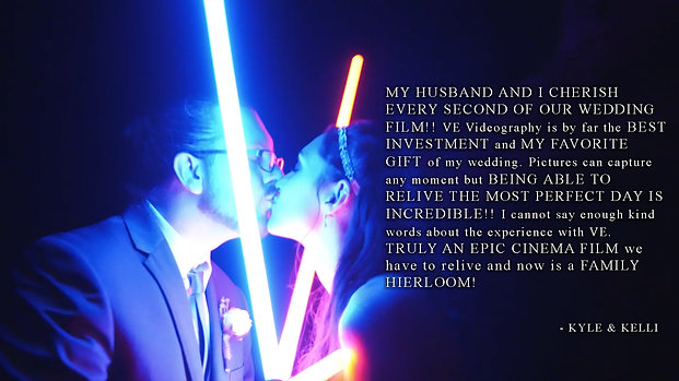 Bonifacious Epic Wedding Teaser Film