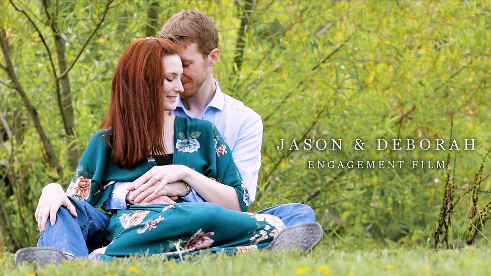 A Dancer's Proposal: Jason & Deborah