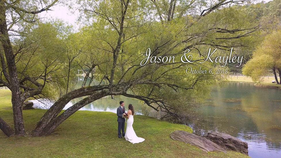 Jason & Kayley: Wedding Sneak Peek