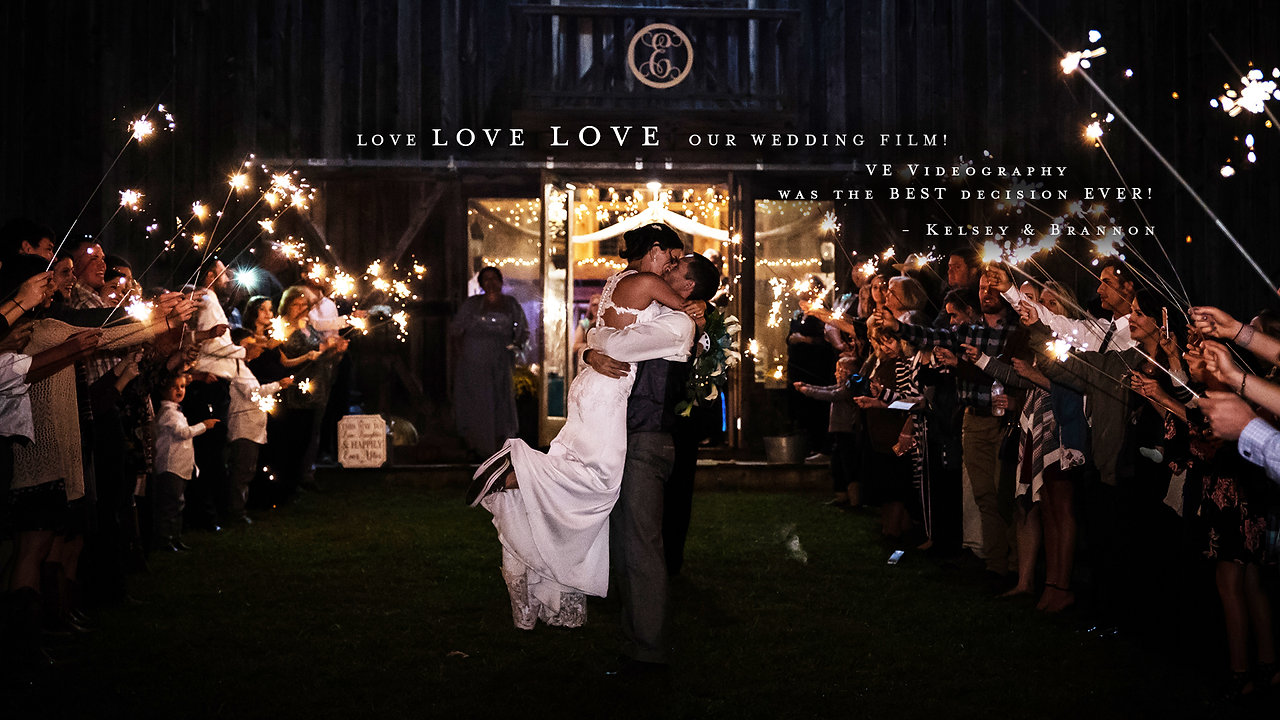 Queens Chestnut Farm: Espy Cinematic Wedding Trailer