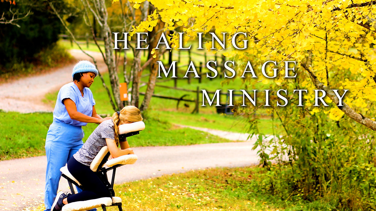 Healing Massage Ministry Commercial