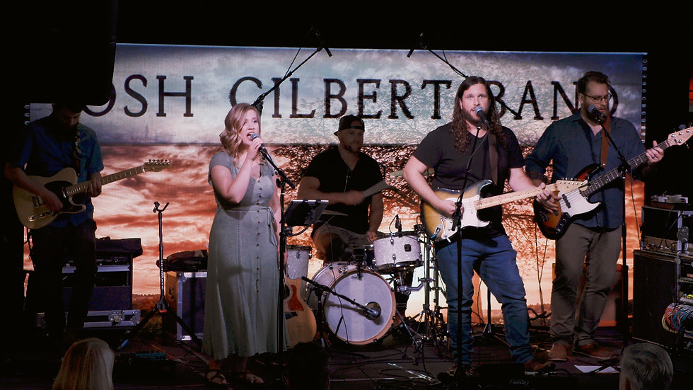 Josh Gilbert Band - When Loves Comes To Town
