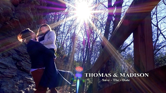 Thomas & Madison: Save The Date Film