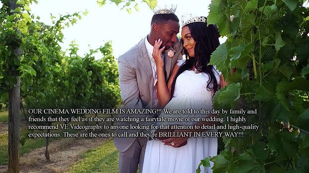 Coleman Wedding: Enduring Love Trailer