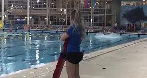 Syncrude Indoor Water Ski Program