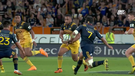 Ngani Laumape Homecoming | Sky Sport