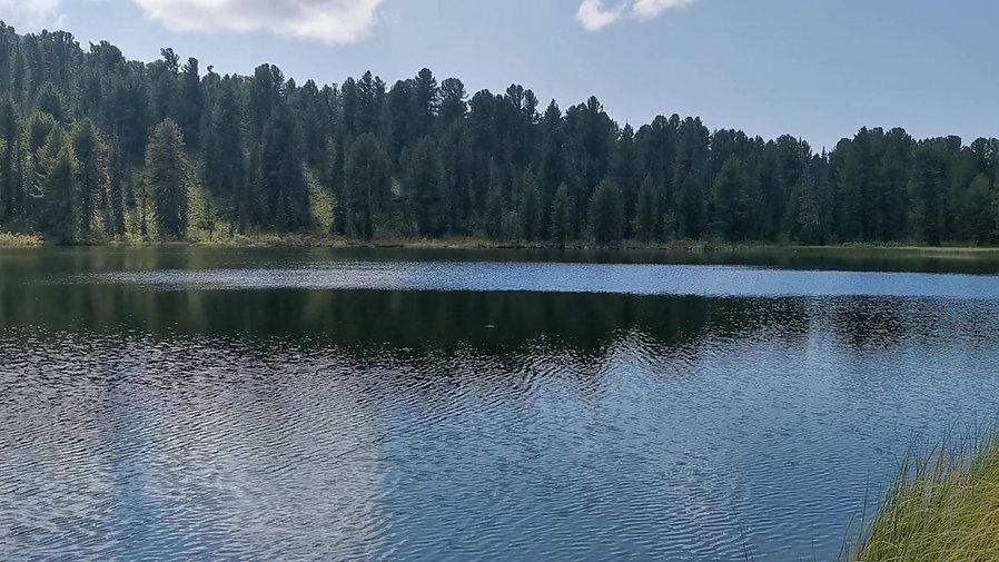 Озера и горы