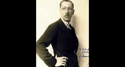 Violin Concerto in D, Igor Stravinsky