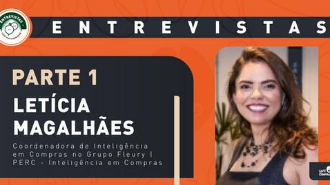 Letícia Magalhães - parte 1