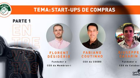 Café 360 - Start-ups de Compras - Parte 1
