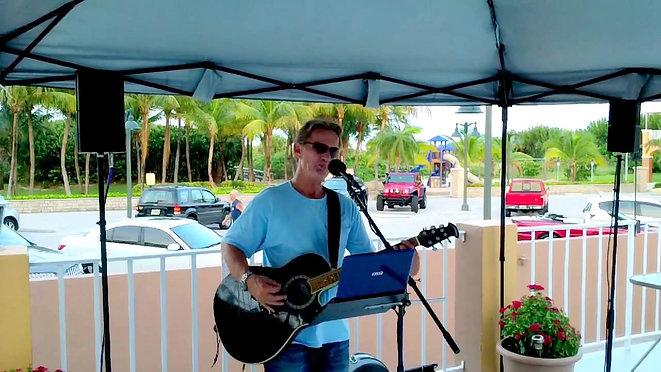 Chris Bates-One Man Band-Mustang Sally