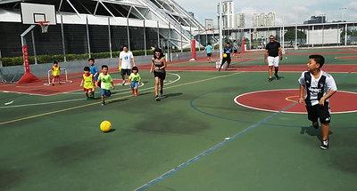 HKA Soccer Programme