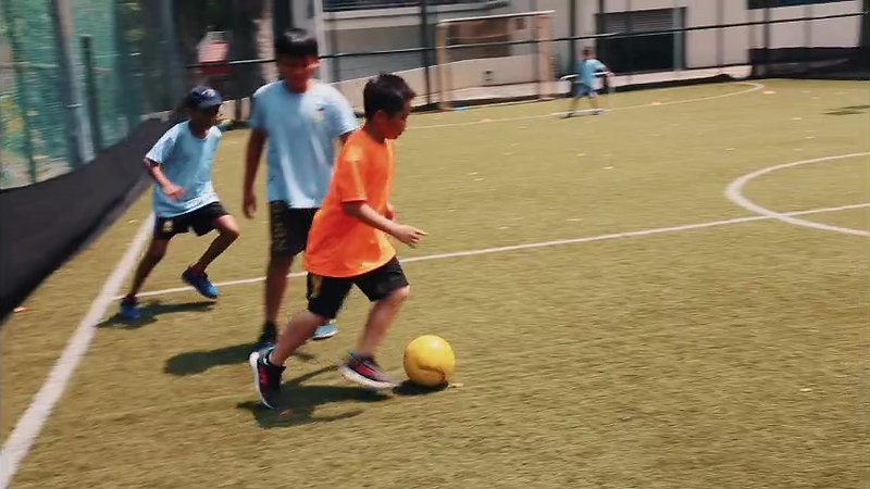 Healthy Kids Academy Programme Videos