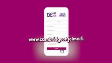 CAMBRIDGE OHJELMA - MTV3 - DETOX