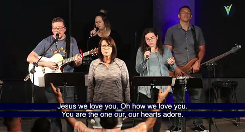 Wednesday Church Online 10/7/20
