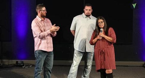 Sunday Church Online (10/18/2020)