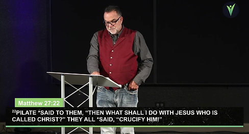 Sunday Church Online (11/15/2020)