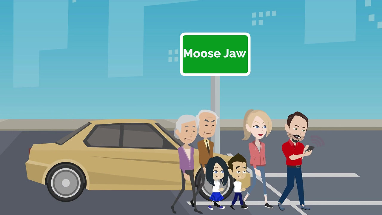 Moose Jaw Walking Tour