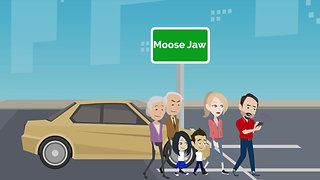 Moose Jaw Walking Tour