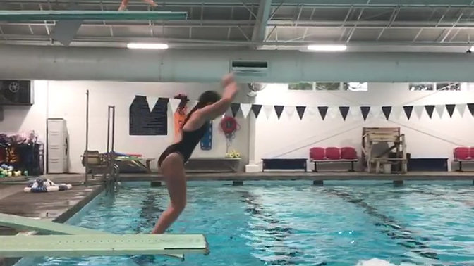 Leika's first attempt at a double