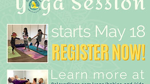 Kids Yoga Session May video