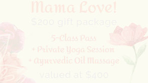 Yoga Mama Love package Insta Video