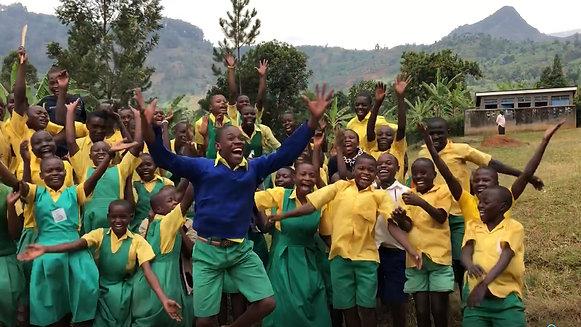 From The Kids Of UGANDA!!