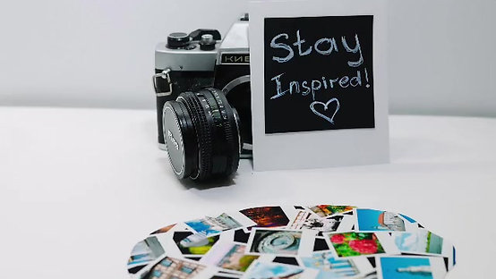 StopMotion Video: Stay Inspired