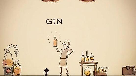 StopMotion Video: Die Geschichte des Gin