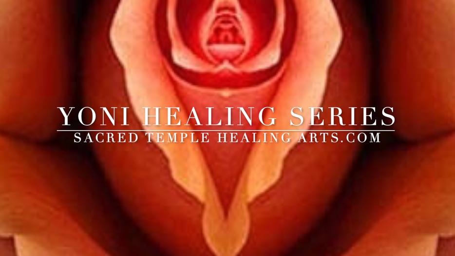 Yoni Stone Healing Series