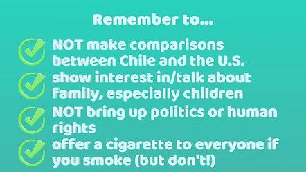 Chilean Culture