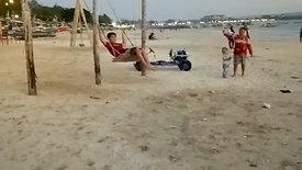Bali - Fun on the beach