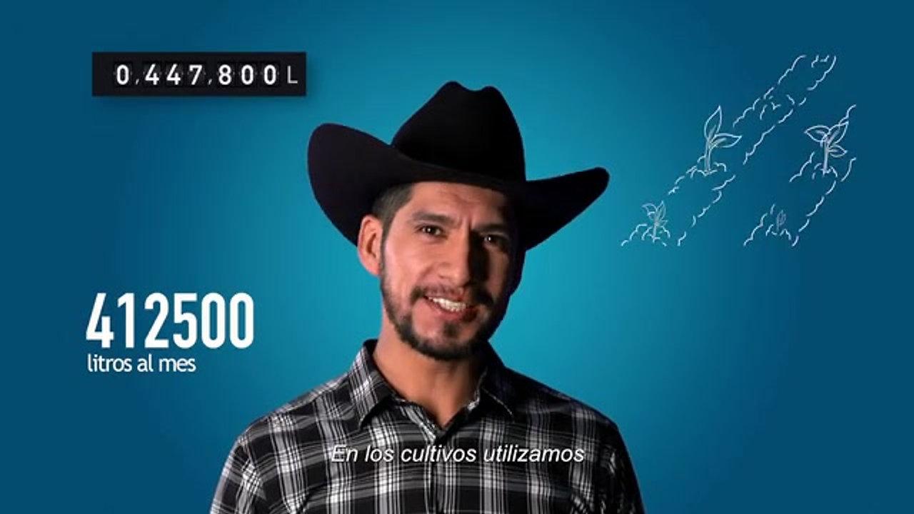 Por un México con agua