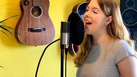 Rachel Lumb - 'Burn' Cover