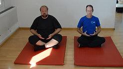 Meditationsübung mit fliessendem Atem