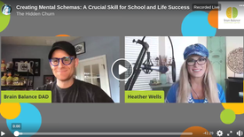Creating Mental Schemas: A Crucial Skill for School and Life Success