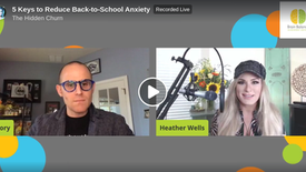 5 Keys to Reduce Back-to-School Anxiety