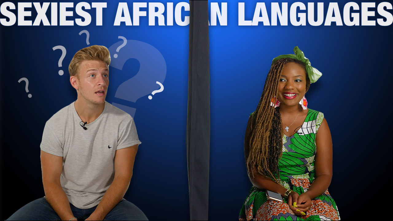 Sexiest African Language/Dialect