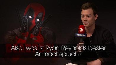 Deadpool aka Ryan Reynolds