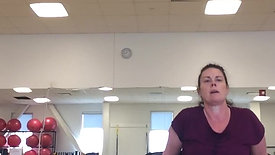 Michelle's upper body workout