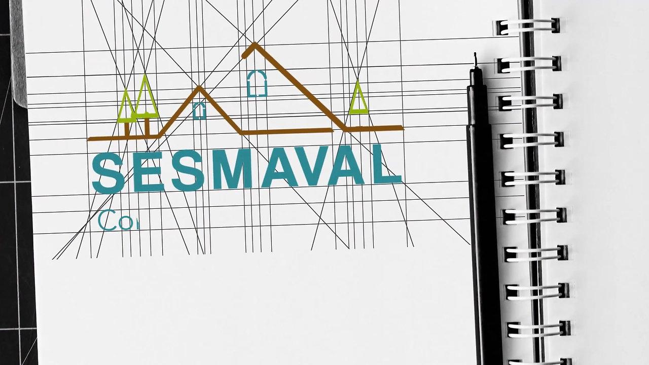 SESMAVAL LOGO REVEAL