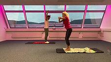 Pilates mit Mirjam & Nici