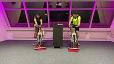 Cycling mit Dani & André
