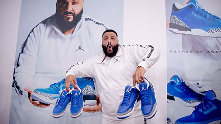 DJ Khaled X Jordan Collab