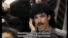Usa for Africa   We Are the World   1985   subtitulos en español (Hermosa Canción)