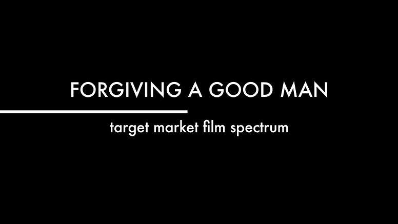 Forgiving A Good Man Trailer