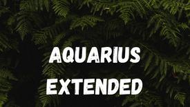 AQUARIUS - WORDS CAN HURT [TIMELESS]