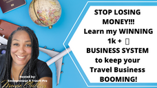 Getting your systems and policies in place in your travel business