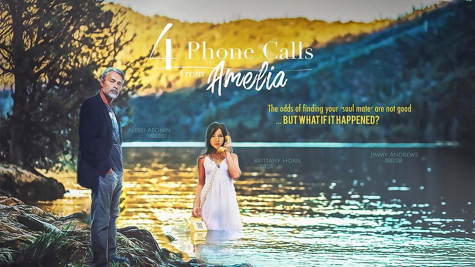 4 Phone Calls From Amelia-Trailer